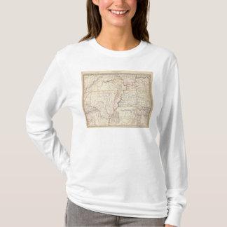 T-shirt Le Missouri, défectuosité, KY, Tenn, aile du nez,