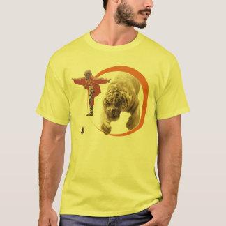 T-shirt Le moine et le Tigre