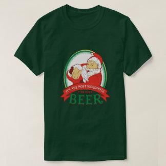 T-shirt Le moment le plus merveilleux pour une bière
