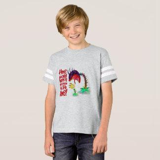 T-shirt Le monde a un problème avec moi