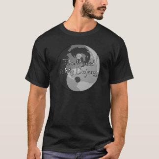 T-shirt Le monde est mon Dojang