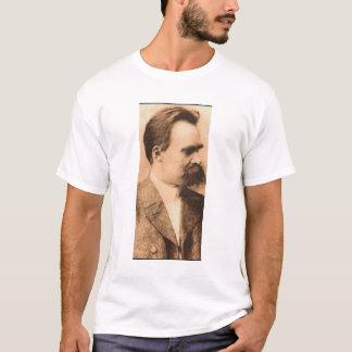 T-shirt Le monde réel de Nietzsche