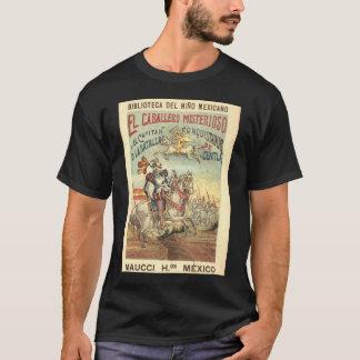 T-shirt Le monsieur mystérieux et le casquette de