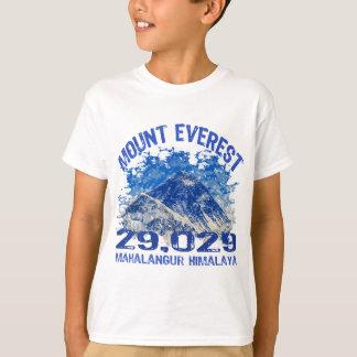 T-shirt Le mont Everest