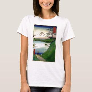 T-shirt Le mont Fuji au Japon circa 1800's