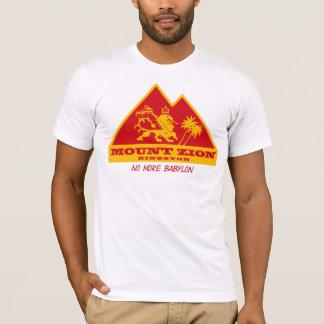 T-shirt Le mont Sion