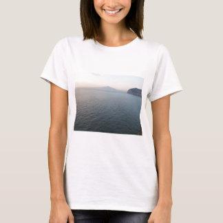 T-shirt Le mont Vésuve