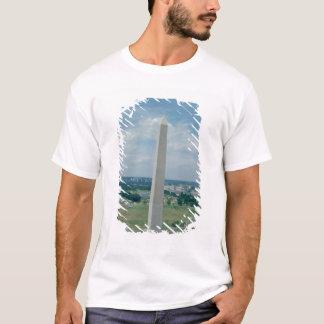 T-shirt Le monument de Washington, construit 1848-85