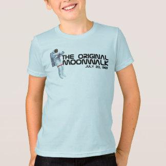T-shirt Le Moonwalk d'original badine la chemise