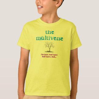 T-shirt le multiverse