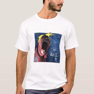 T-shirt Le mur de l'atout