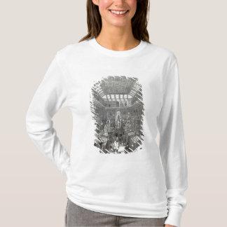 T-shirt Le musée de Hunterian