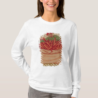 T-shirt Le négociant de cannelle, de 'Tractatus de Herbis'