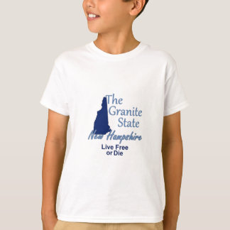 T-SHIRT LE NEW HAMPSHIRE