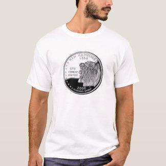 T-shirt Le New Hampshire