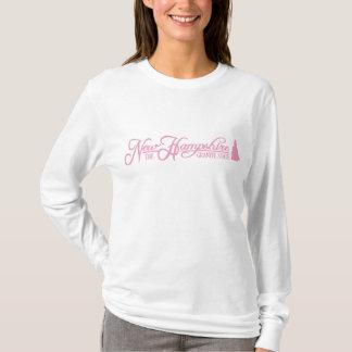 T-shirt Le New Hampshire (état du mien)