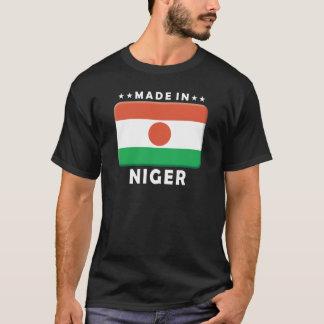 T-shirt Le Niger a fait