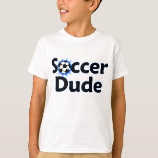 T-shirt Le nom/nombre de joueur de type du football badine