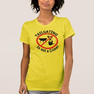 T-shirt Le non-respect des distances de sécurité n'est pas