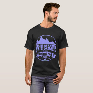 T-SHIRT LE NORD CASCADE LE PARC NATIONAL
