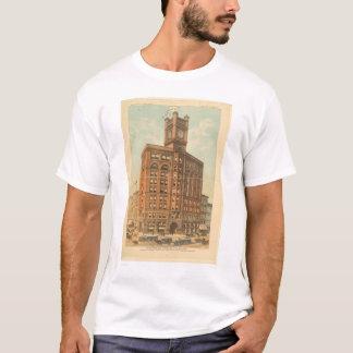 T-shirt Le nouveau bâtiment de San Francisco Chronicle