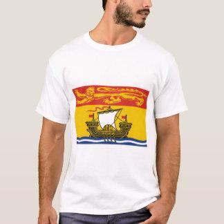 T-shirt Le Nouveau Brunswick, Canada