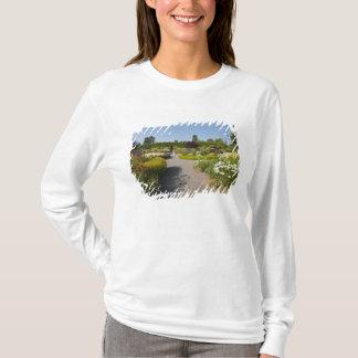 T-shirt Le Nouveau Brunswick, Canada. Jardin de Kingsbrae