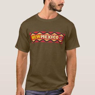 T-shirt Le Nouveau Mexique - terre d'enchantement