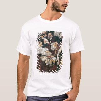 T-shirt Le paiement des droits annuels