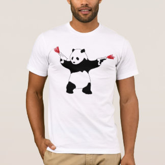 T-shirt le panda