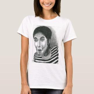 T-shirt Le pantomime femelle