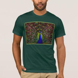 T-shirt Le paon