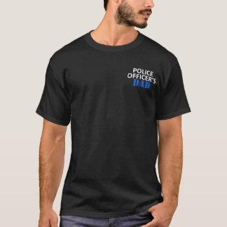 T-shirt Le papa du policier