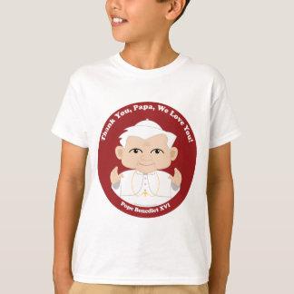 T-shirt Le pape Benoît XVI