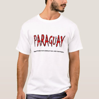 T-shirt Le Paraguay-large connu…