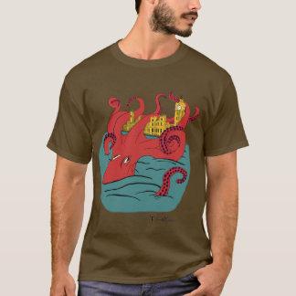 T-shirt Le Parlement de poulpes