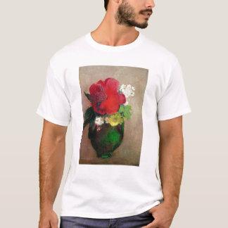 T-shirt Le pavot rouge