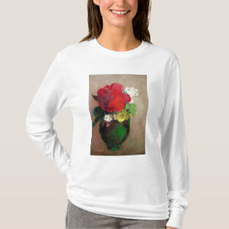 T-shirt Le pavot rouge