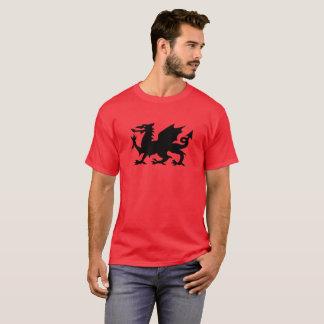 T-shirt Le Pays de Galles