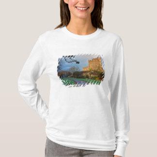 T-shirt Le Pays de Galles - un château privé de gallois