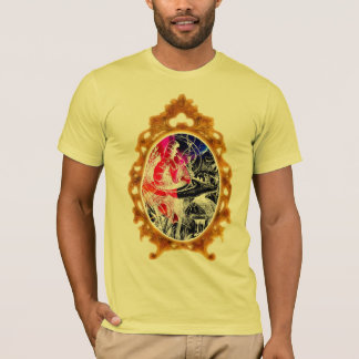 T-shirt Le pays des merveilles