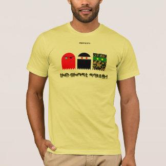 T-shirt Le peloton de fantôme