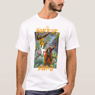 T-shirt Le peloton d'horreur