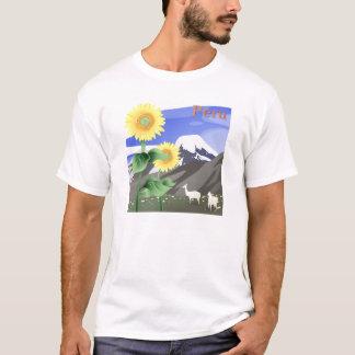 T-shirt Le Pérou
