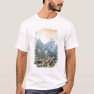T-shirt Le Pérou, Machu Picchu, la ville perdue antique de