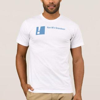 T-shirt Le petit-fils du m de Ken
