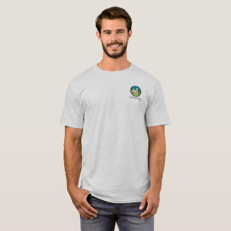 T-shirt Le petit logo des hommes