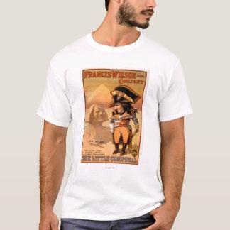 """T-shirt """"Le petit"""" théâtre corporel de sphinx de l'Egypte"""