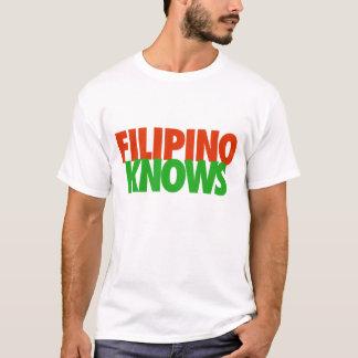 T-shirt Le Philippin sait !