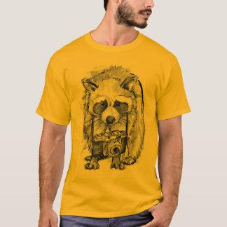 T-shirt Le photographe - The Photographer